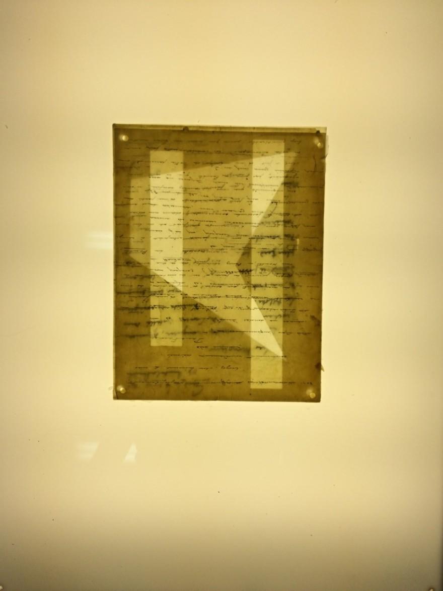 inside the letter 3